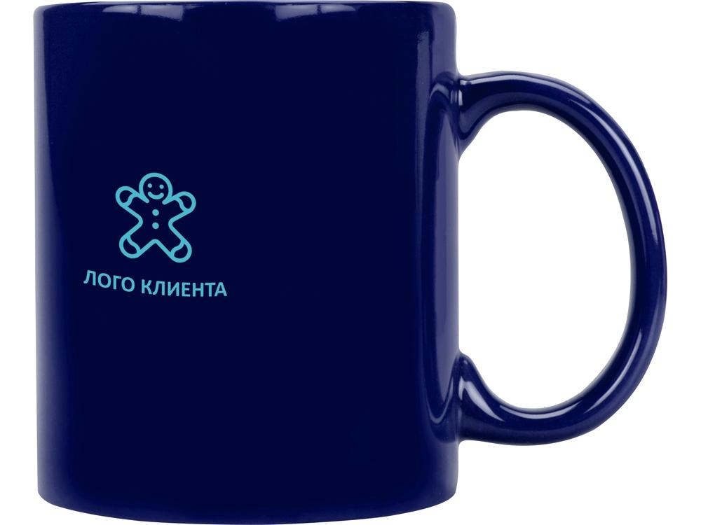 Подарочный набор «Tea Cup» с чаем, синий, кружка- керамика - 8