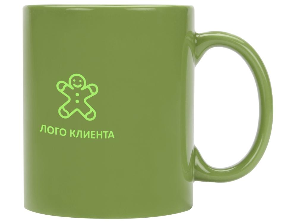 Подарочный набор «Tea Cup» с чаем, зеленый, кружка- керамика - 8