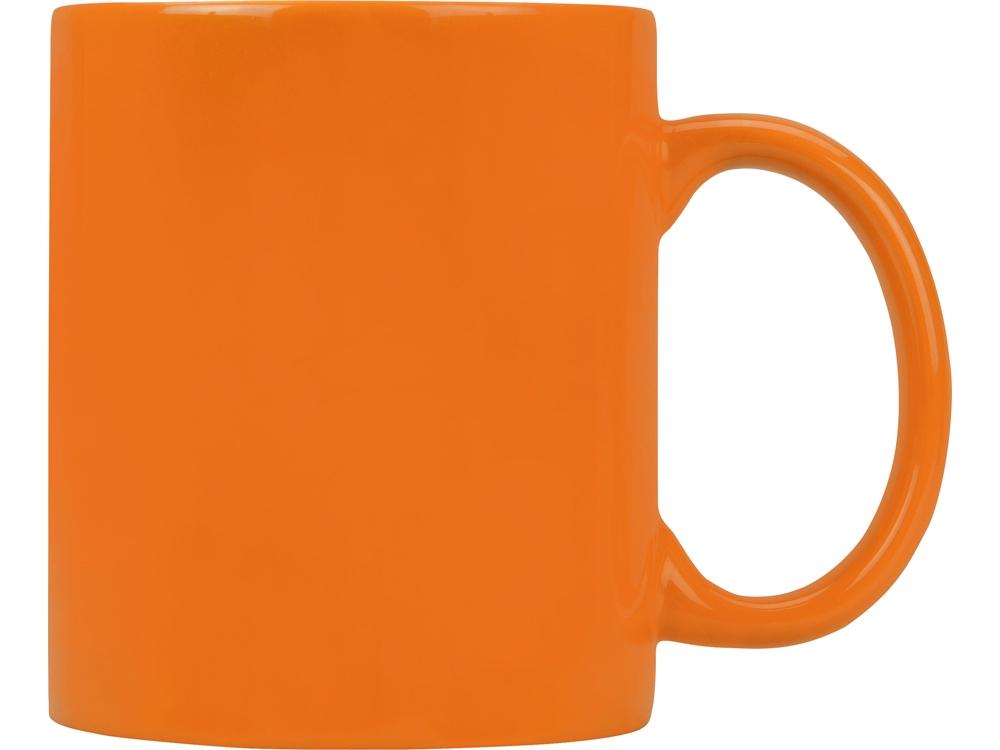 Подарочныйнабор«Mattina» с кофе, оранжевый, кружка- керамика - 5