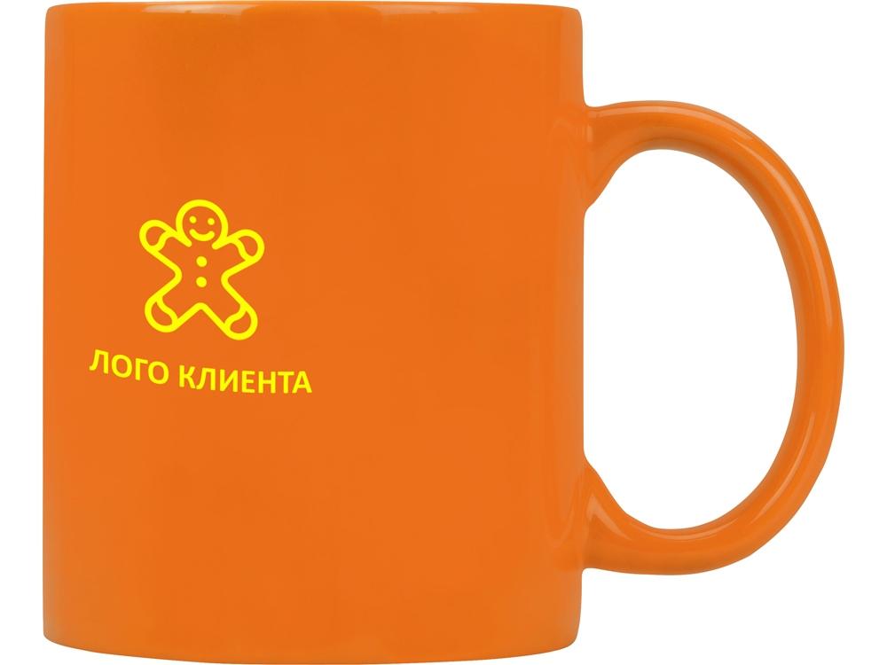 Подарочныйнабор«Mattina» с кофе, оранжевый, кружка- керамика - 8
