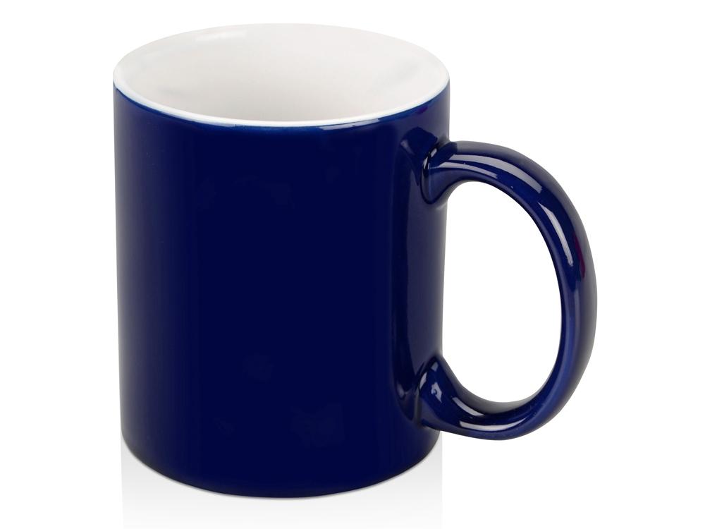 Подарочныйнабор«Mattina» с кофе, синий, кружка- керамика - 5