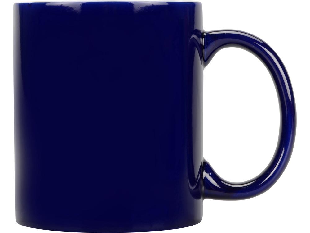 Подарочныйнабор«Mattina» с кофе, синий, кружка- керамика - 6