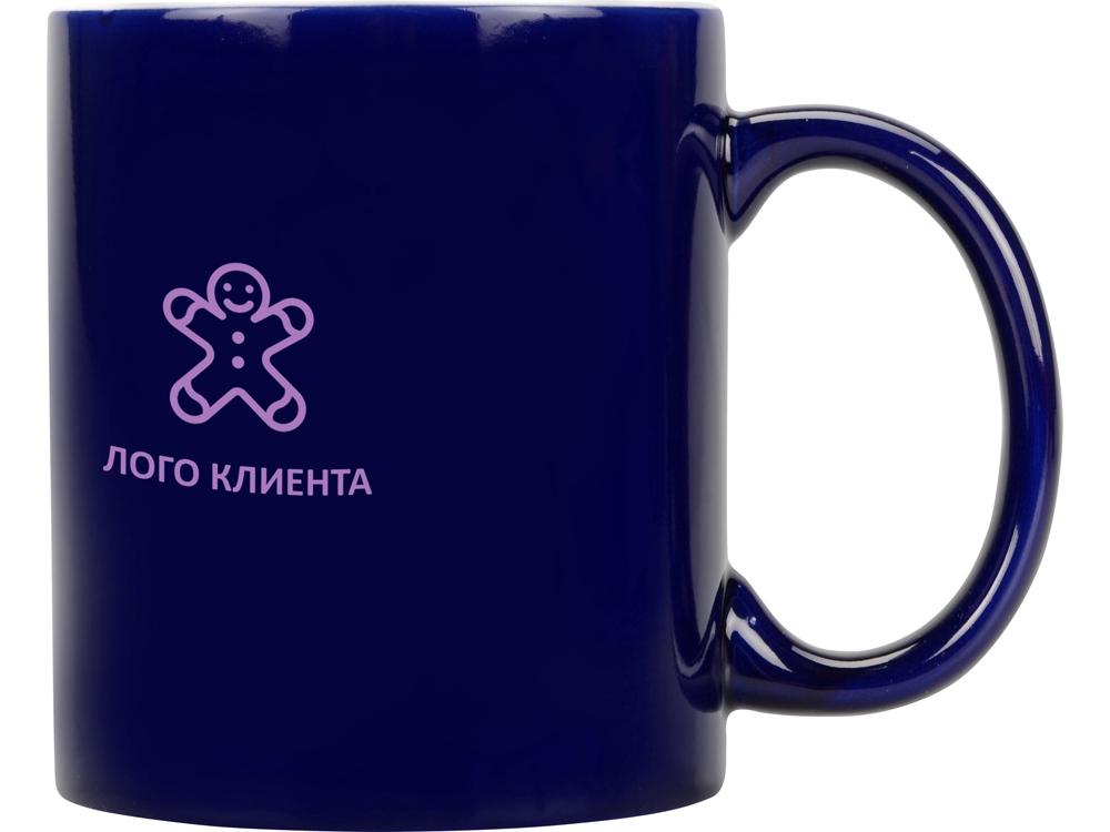 Подарочныйнабор«Mattina» с кофе, синий, кружка- керамика - 8