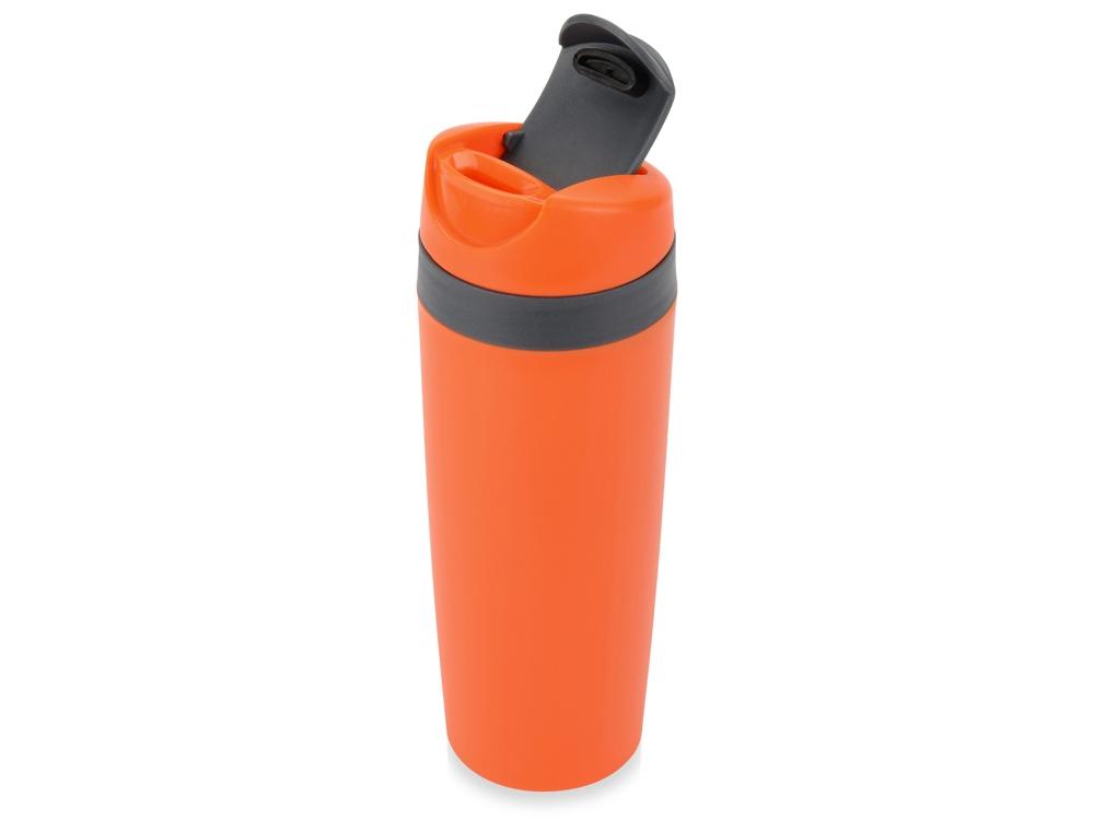 Подарочный набор «Tea Cup Plus» с чаем, оранжевый - 6