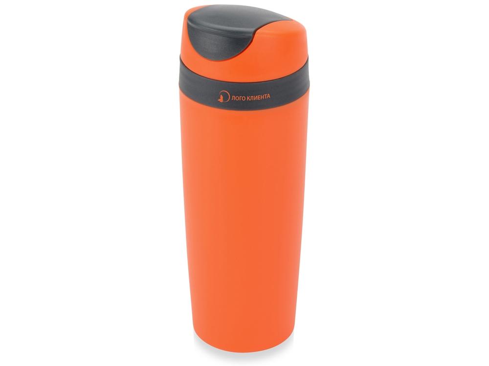 Подарочный набор «Tea Cup Plus» с чаем, оранжевый - 9