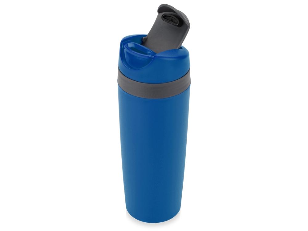 Подарочный набор «Tea Cup Plus» с чаем, синий - 6
