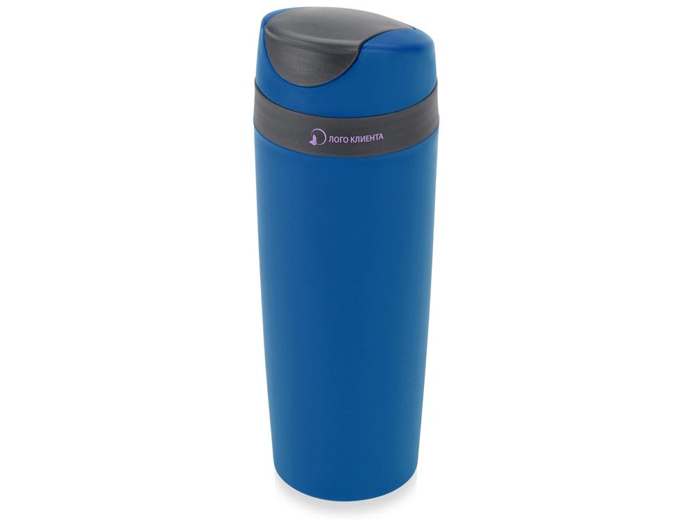 Подарочный набор «Tea Cup Plus» с чаем, синий - 9