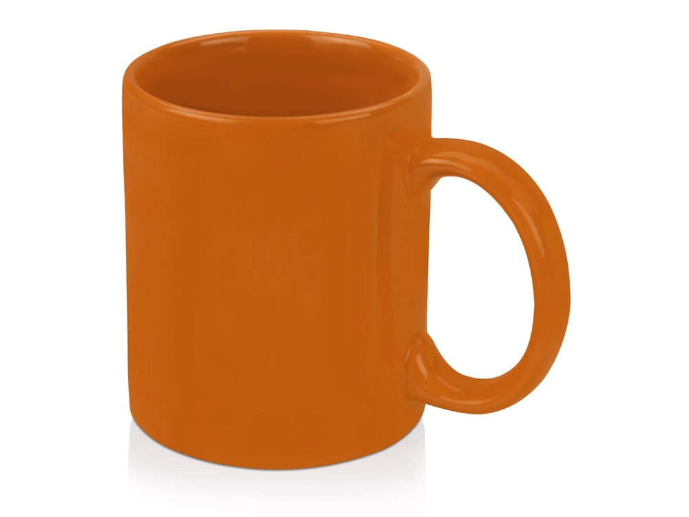 Подарочный набор «Tea Trio Superior» с тремя видами чая, оранжевый, коробка- картон, кружка- керамика - 13