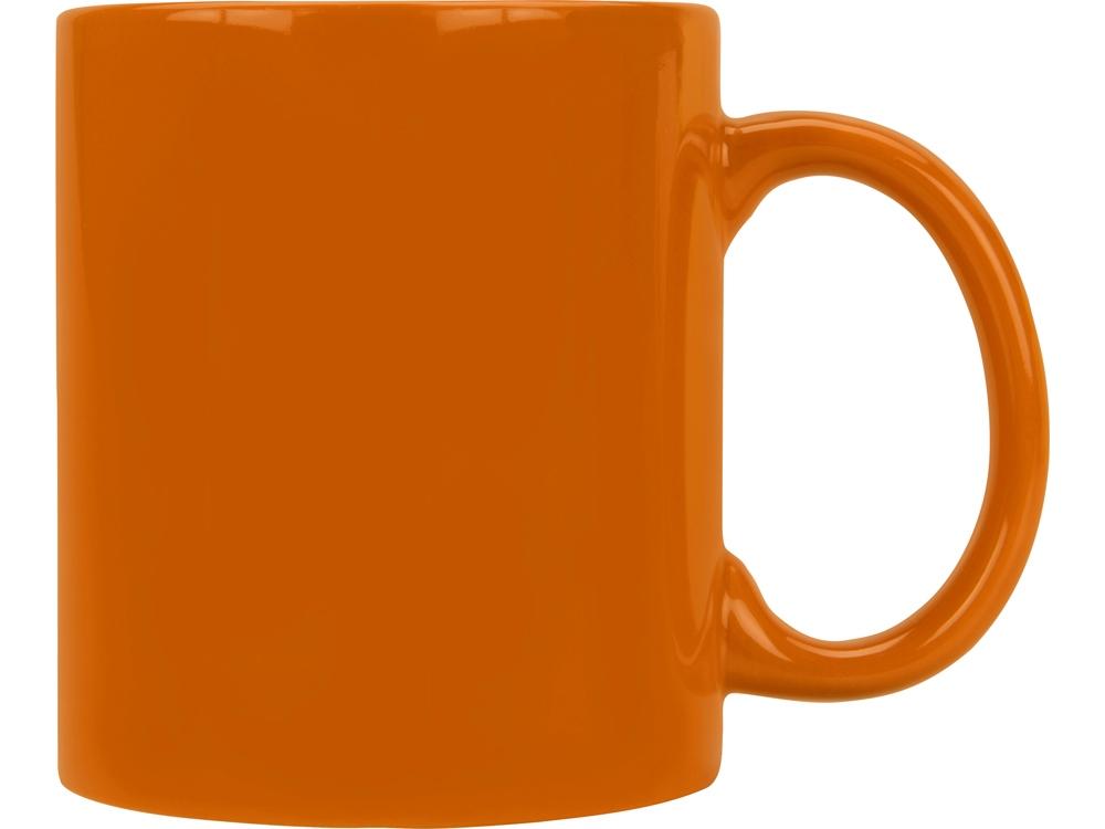 Подарочный набор «Tea Trio Superior» с тремя видами чая, оранжевый, коробка- картон, кружка- керамика - 14