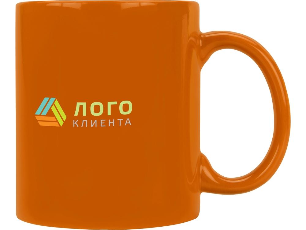Подарочный набор «Tea Trio Superior» с тремя видами чая, оранжевый, коробка- картон, кружка- керамика - 19