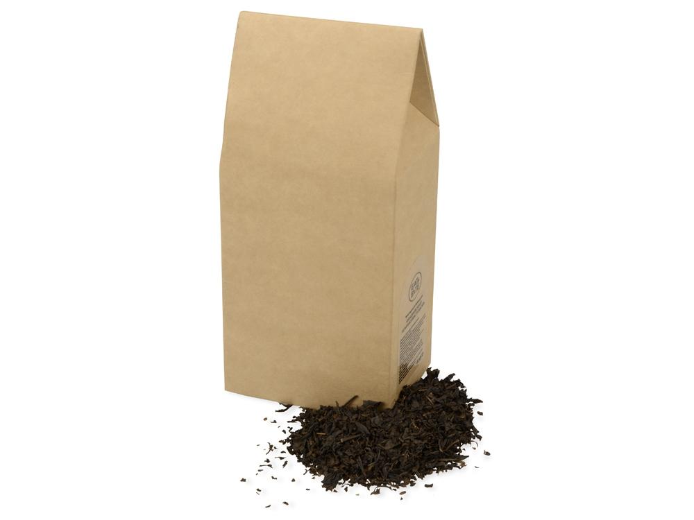 Подарочный набор «Tea Trio Superior» с тремя видами чая, синий, коробка- картон, кружка- керамика - 1
