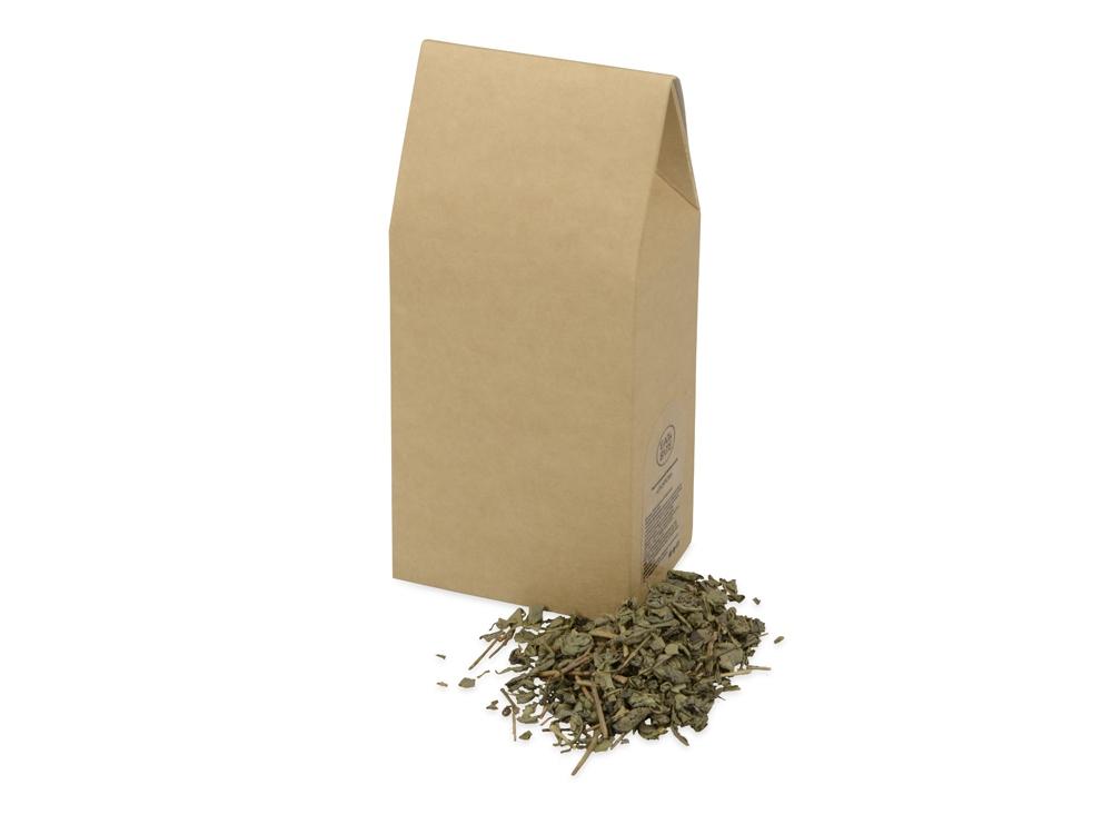 Подарочный набор «Tea Trio Superior» с тремя видами чая, синий, коробка- картон, кружка- керамика - 5