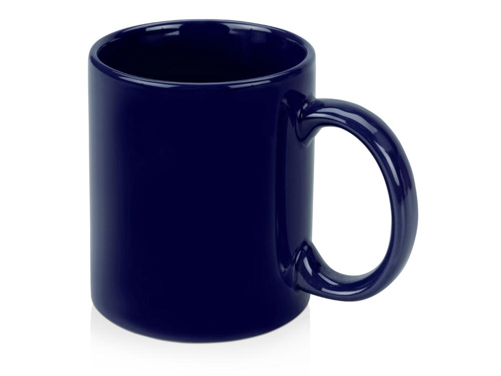 Подарочный набор «Tea Trio Superior» с тремя видами чая, синий, коробка- картон, кружка- керамика - 13