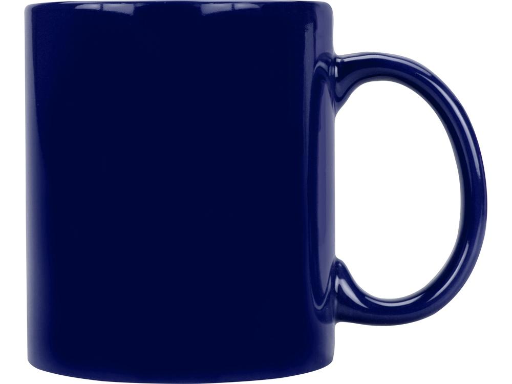Подарочный набор «Tea Trio Superior» с тремя видами чая, синий, коробка- картон, кружка- керамика - 14