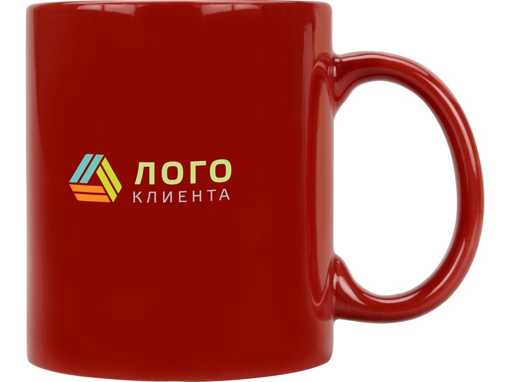 Подарочный набор «Tea Trio Superior» с тремя видами чая, красный, коробка- картон, кружка- керамика - 19