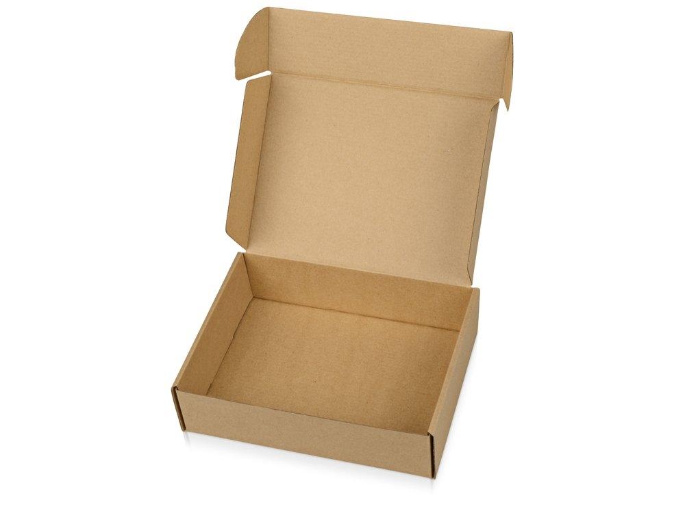 Коробка подарочная «Zand» M, крафт, самосборная, 23,5 х 17,5 х 6,3 см, картон - 1