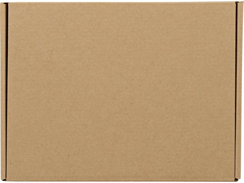 Коробка подарочная «Zand» M, крафт, самосборная, 23,5 х 17,5 х 6,3 см, картон - 2