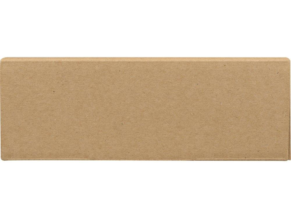 Коробка подарочная «Zand» M, крафт, самосборная, 23,5 х 17,5 х 6,3 см, картон - 4