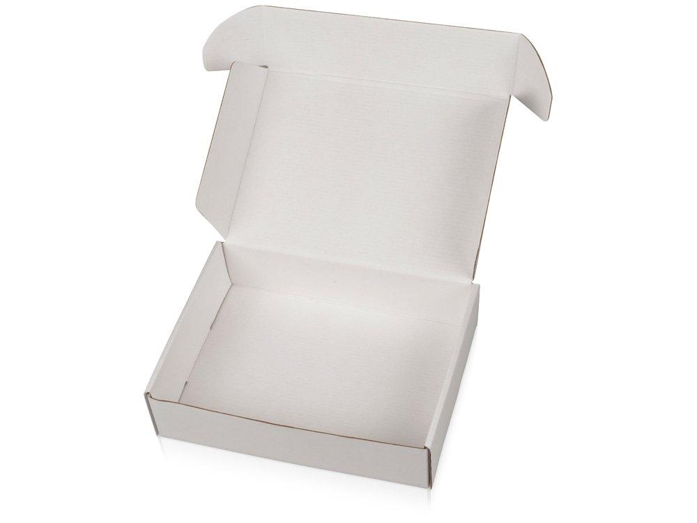 Коробка подарочная «Zand» M, белый, самосборная, 23,5 х 17,5 х 6,3 см, картон - 1