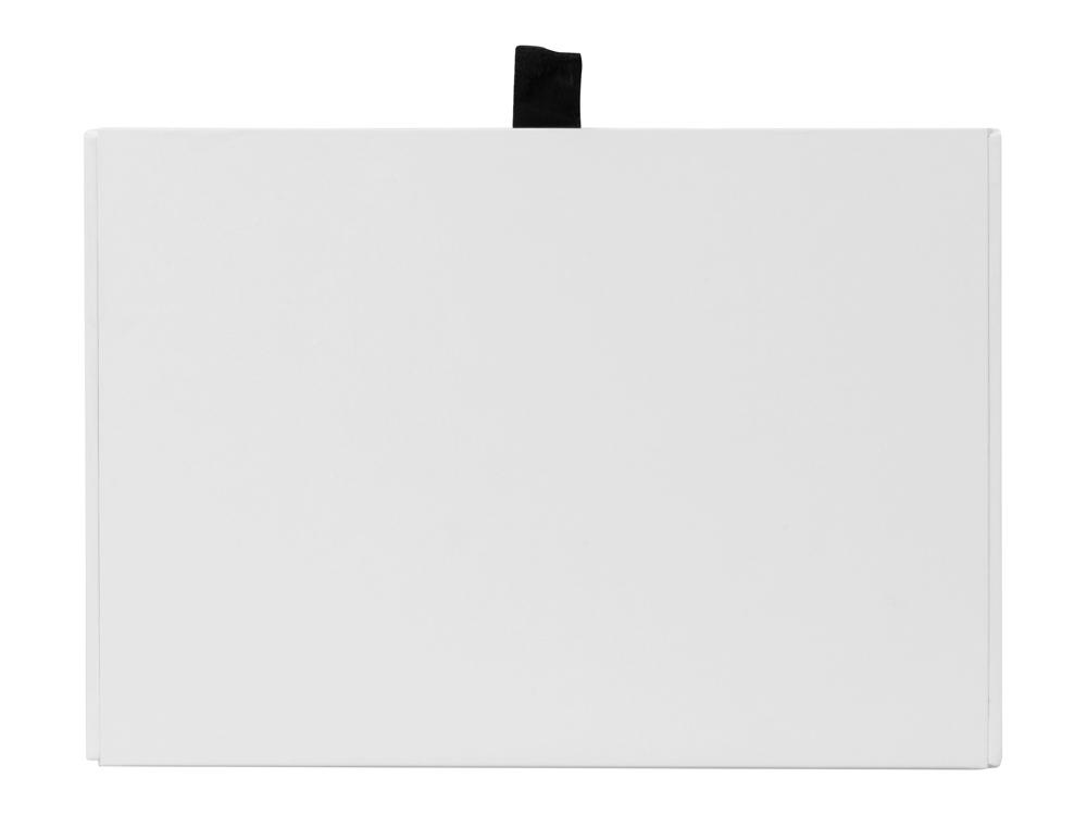 Коробка подарочная White S белая, 20,04 х 14 х 5,01 см, мдф - 2