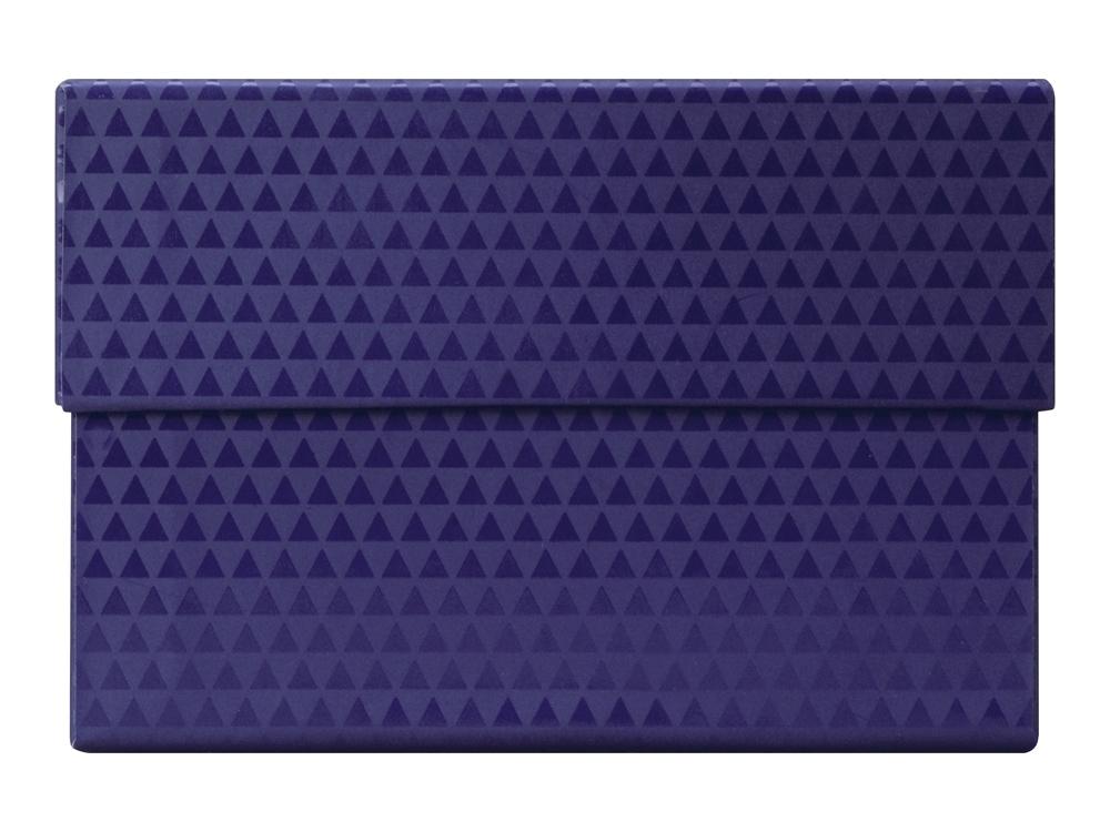 Коробка подарочная Gem S, синий, 15 х 15 х 10 см, переплетный ламинированный картон - 2