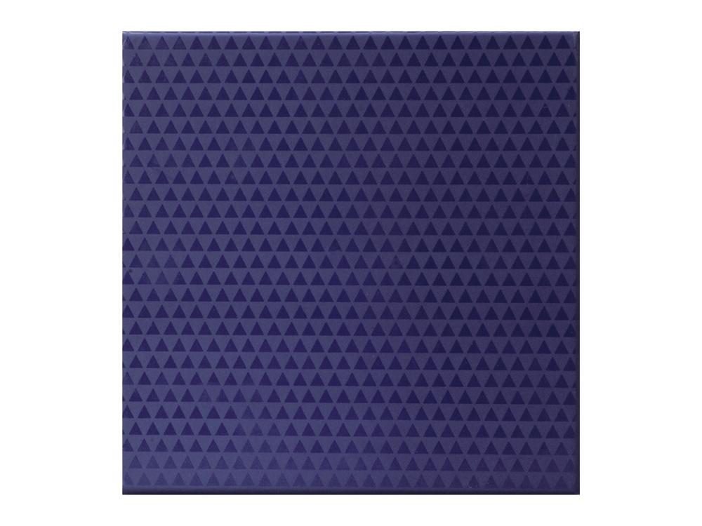 Коробка подарочная Gem S, синий, 15 х 15 х 10 см, переплетный ламинированный картон - 3