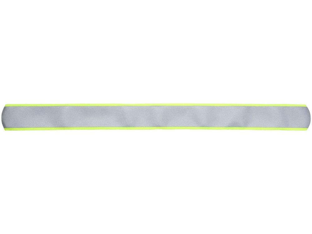 Светоотражающая слэп-лента «Felix», неоновый желтый, полиэстер - 1