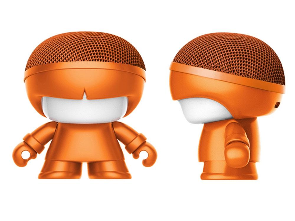 Портативная колонка Bluetooth «mini XboyMetallic», оранжевый, АБС пластик - 1