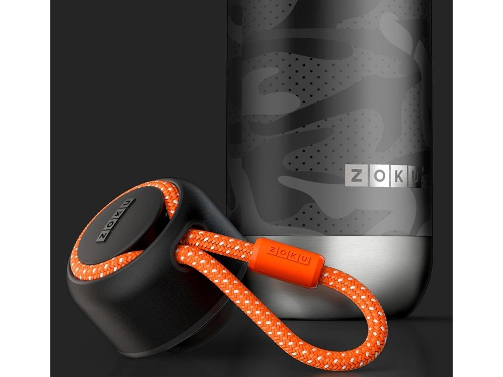 Термос Zoku 500 мл Black Camo - 2