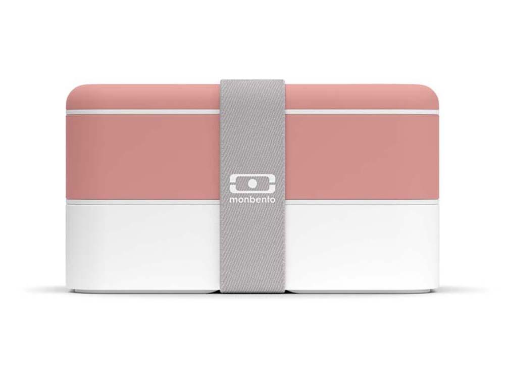 Ланч-бокс MB Original, pink flamingo - 1