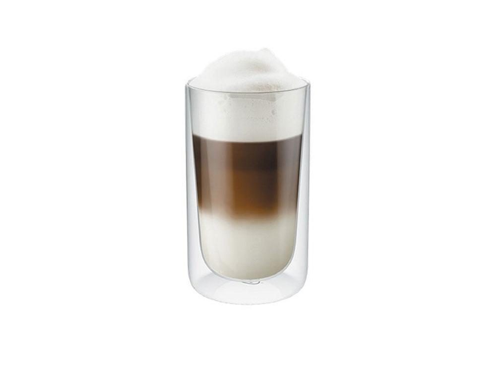 Набор стаканов из двойного стекла тм ALFI 290ml, в наборе 2 шт. - 1