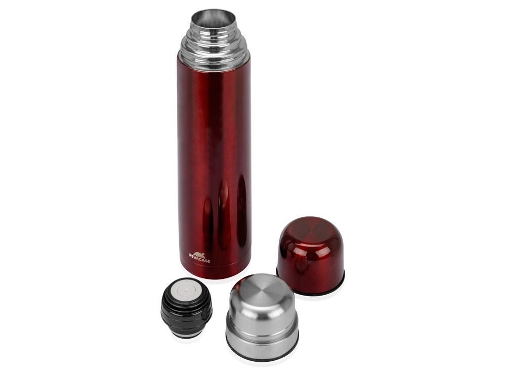 Вакуумный термос 1000 мл, красный - 3