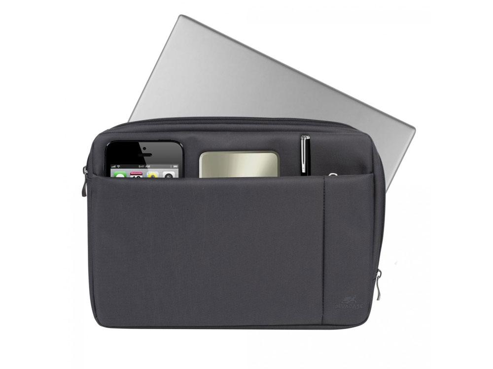 Чехол 8203 для ноутбука до 13.3'', черный - 3