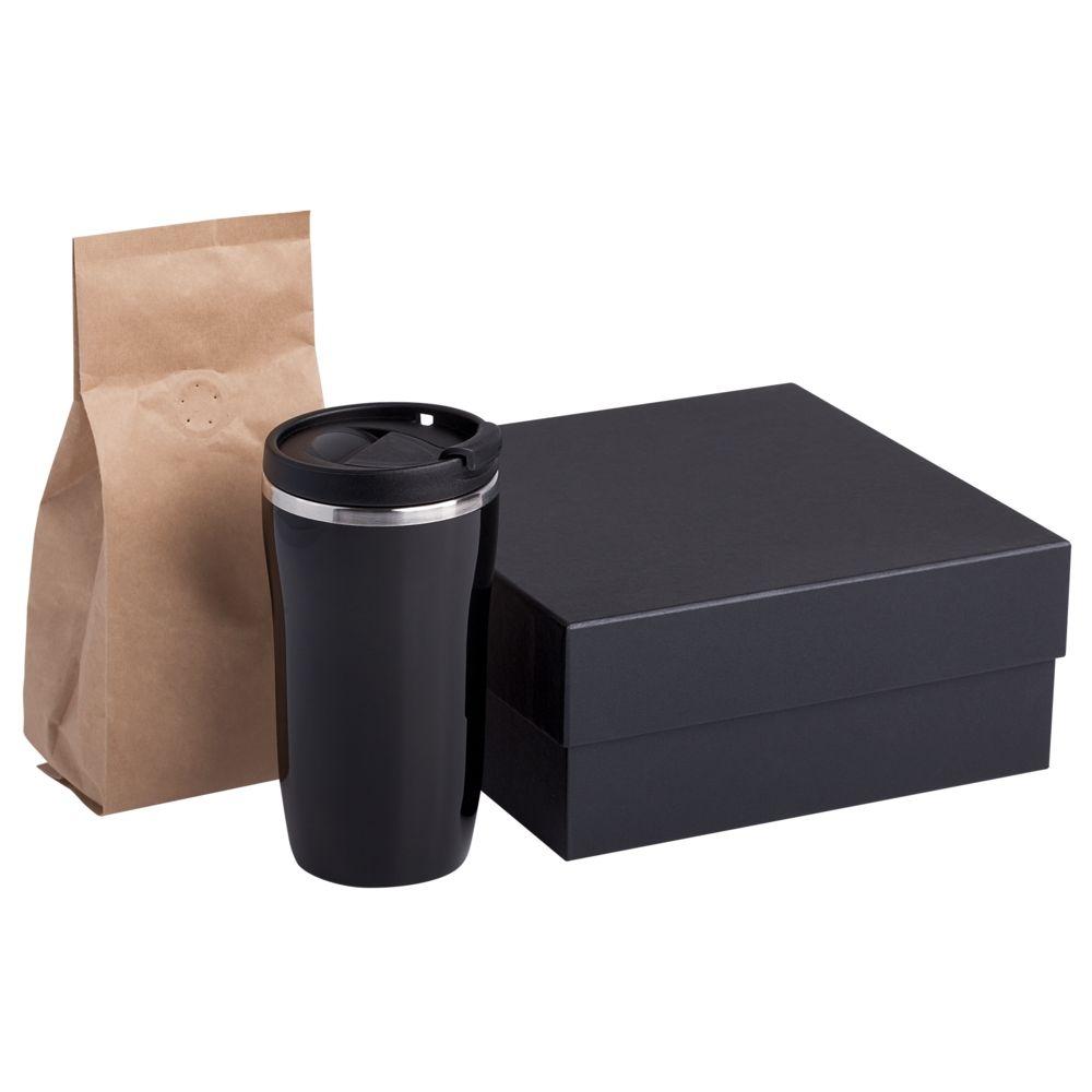 Набор Grain: термостакан и кофе, крафт - 1