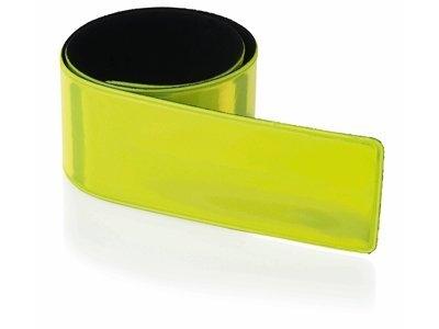 Светоотражающая лента «Hitz», зеленое яблоко, пластик - 1