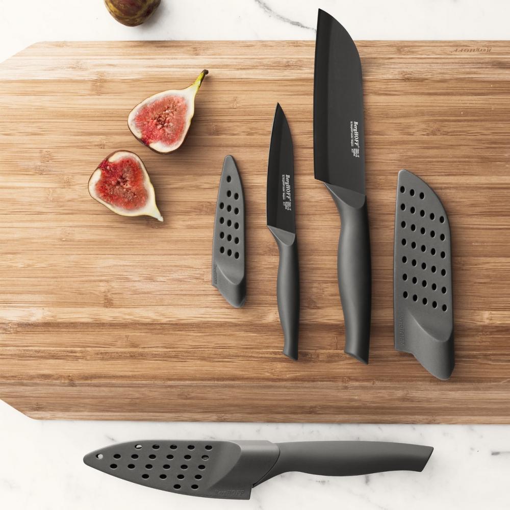3пр набор ножей с покрытием от налипания - 2