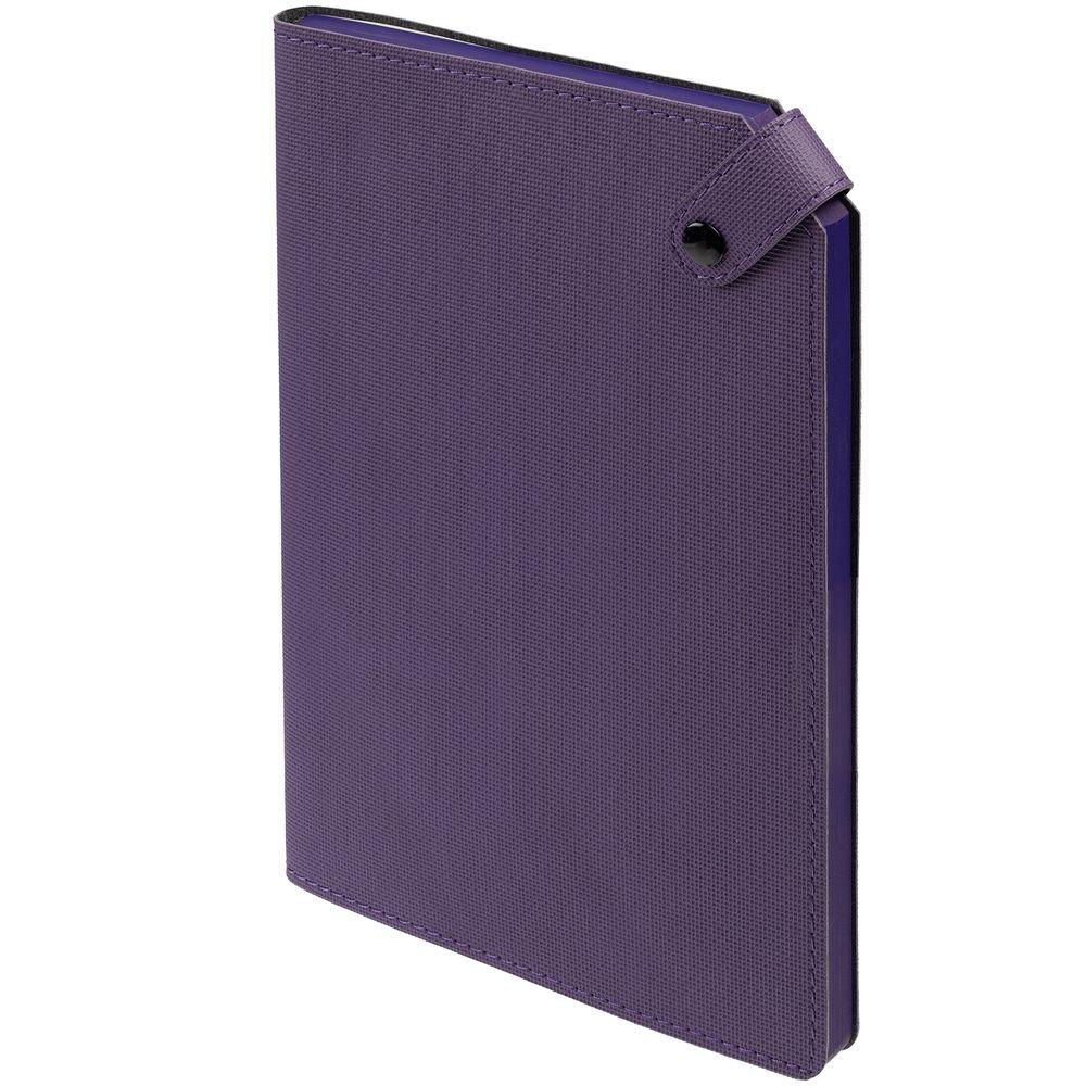 Ежедневник Tenax, недатированный, фиолетовый - 1