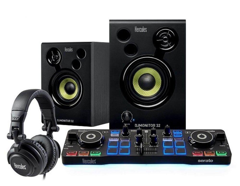 Набор начинающего диджея Hercules DJ Starter Kit - 2