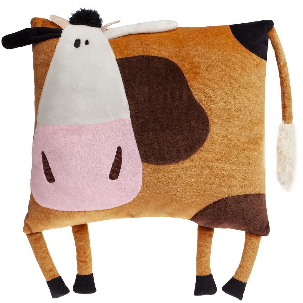 Подушка «Корова Зорька» - 3