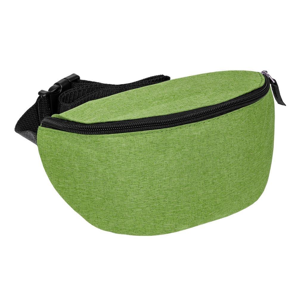 Поясная сумка Unit Handy Dandy, зеленая - 1