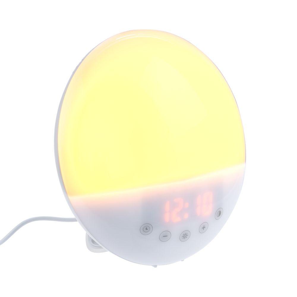 Мультимедийная станция с имитацией солнечного света dreamTime, ver.2, белая - 3