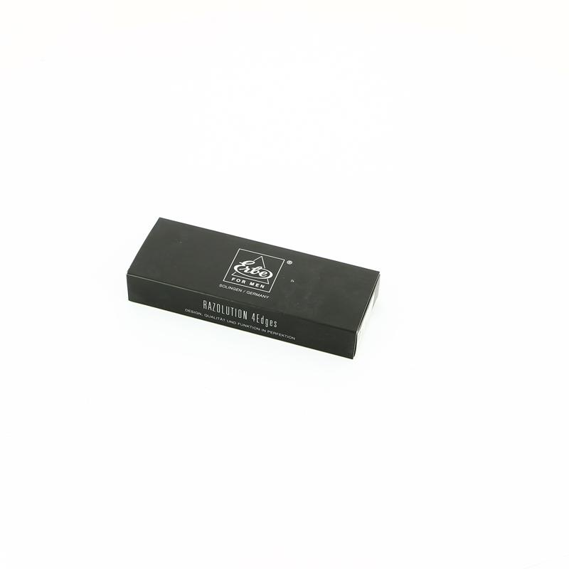 Станок для бритья  Erbe, цвет хром, ручка черная - 1