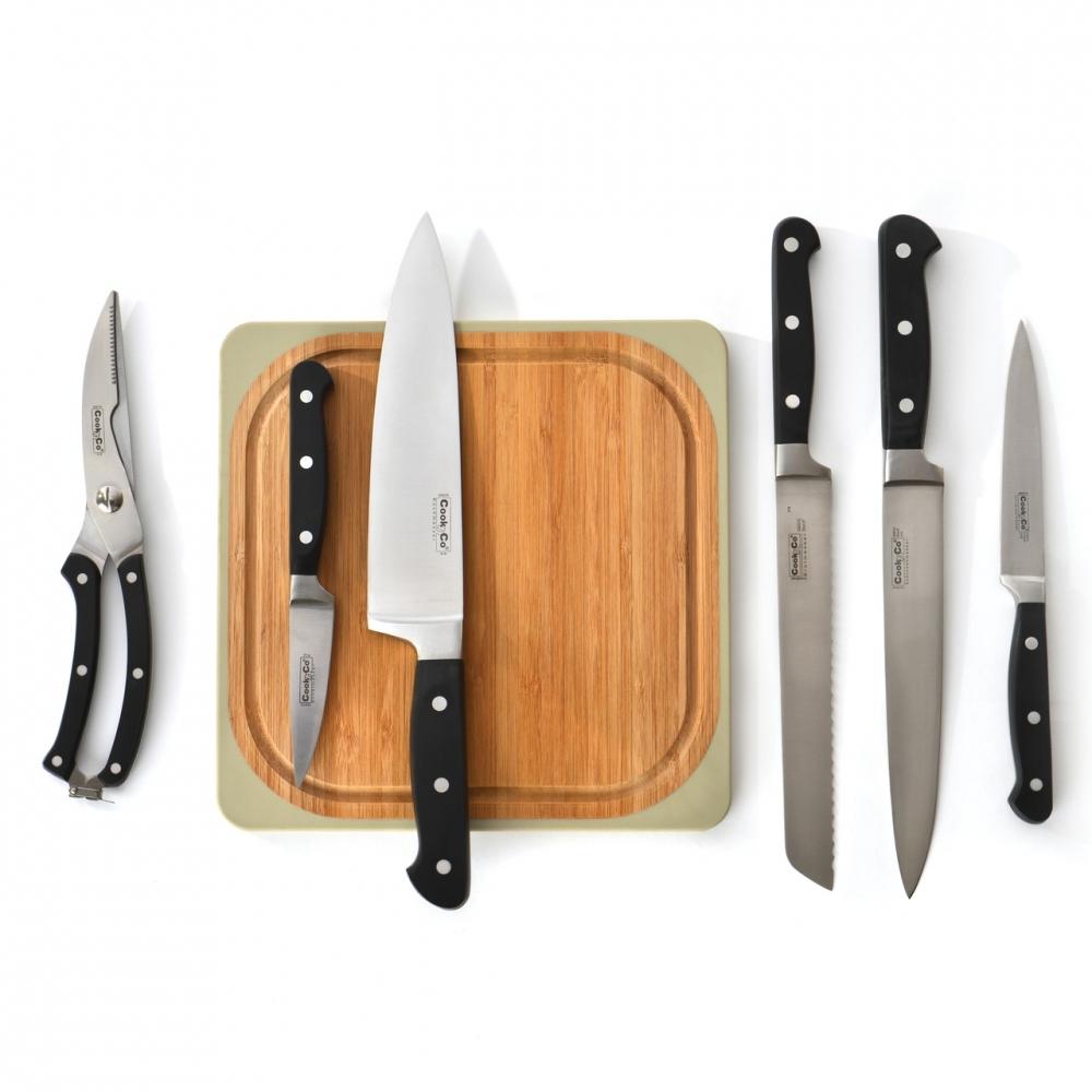 Нож поварской кованый 20см CooknCo - 2