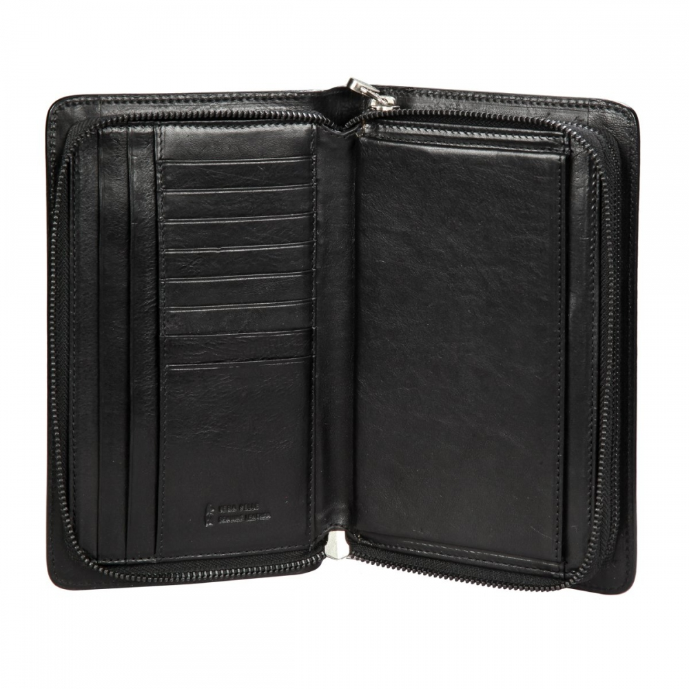 Клатч мужской Gianni Conti, натуральная кожа, черный 915724 black - 2