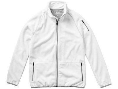 """Куртка """"Drop Shot"""" из микрофлиса мужская, белый - 1"""
