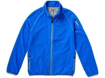 """Куртка """"Drop Shot"""" из микрофлиса мужская, небесно-голубой - 1"""