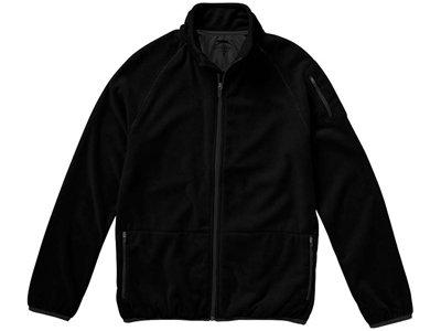 """Куртка """"Drop Shot"""" из микрофлиса мужская, черный - 1"""