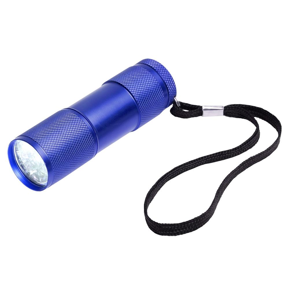 Набор Handmaster: фонарик и мультитул, синий - 2