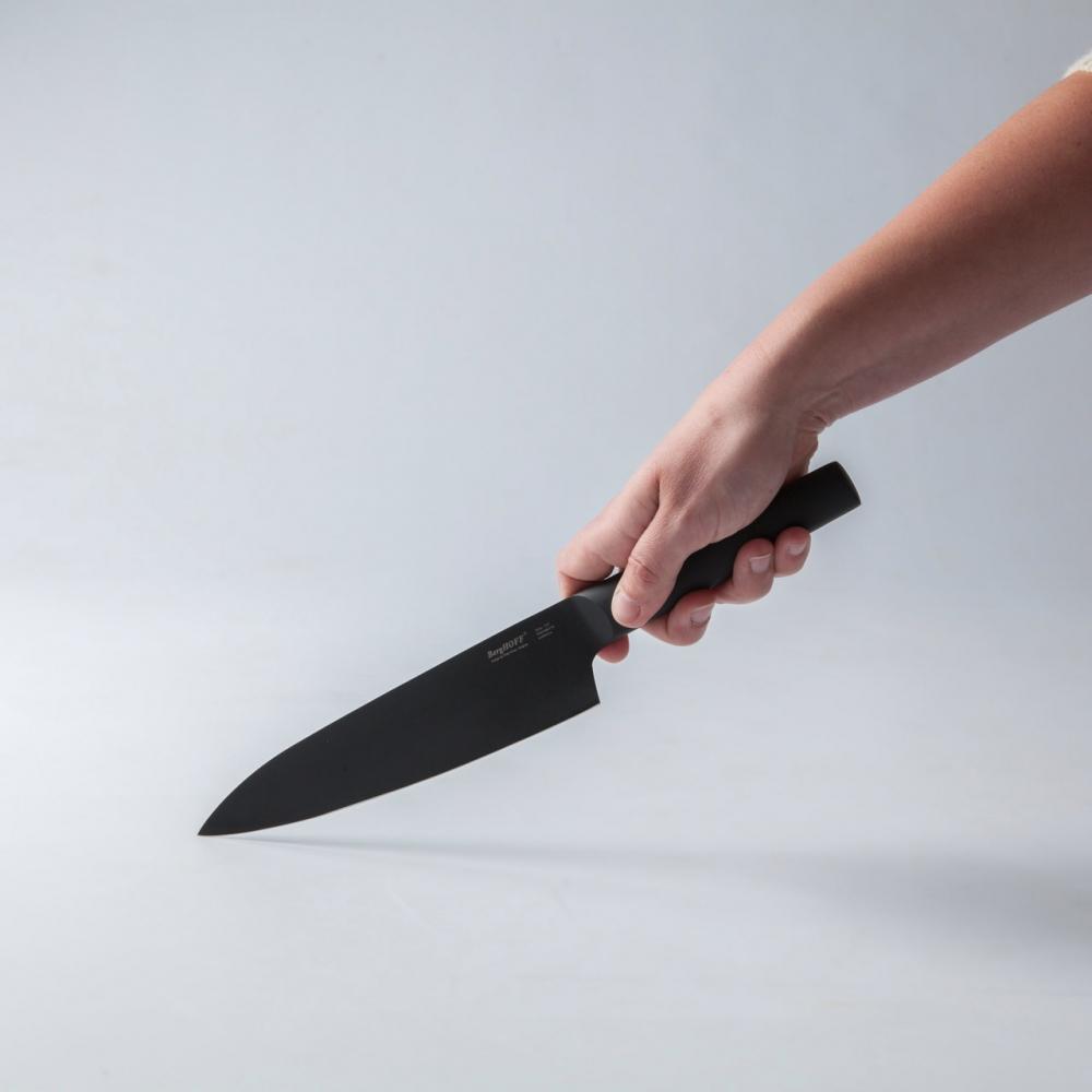 Нож поварской 19см Ron - 1