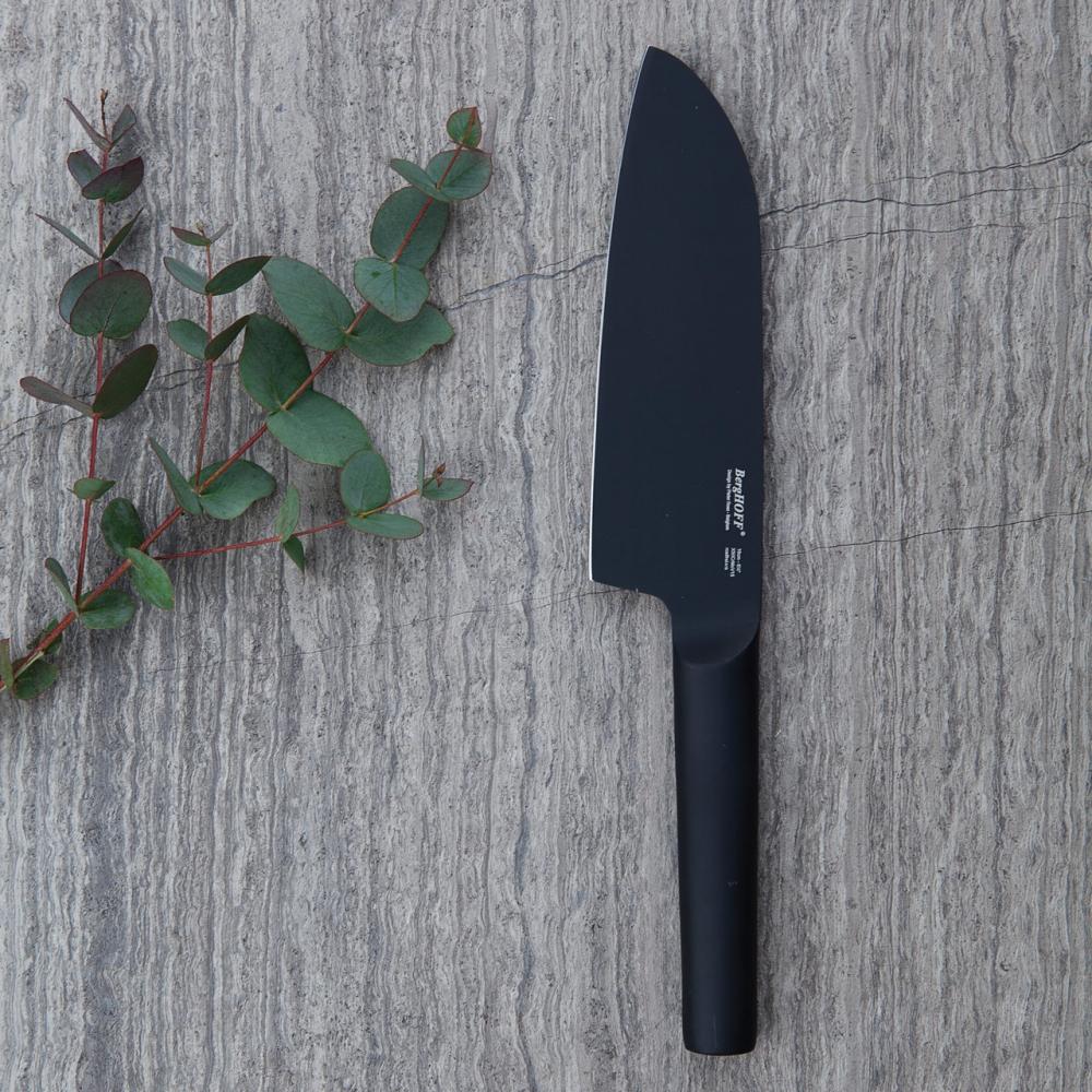 Нож сантоку 16см Ron - 2